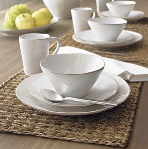 Crate and Barrels MarinWhiteDinnerware & Dinnerware from Crate and Barrel | Best Home Shopping