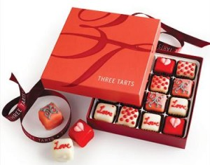 Valentine Petite Fours by Three Tarts Bakery + Boutique2
