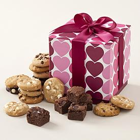 Mrs. Fields Precious Hearts Box