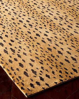 jaguar dark rug