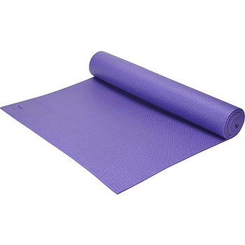 Gaiam Premium Sticky Yoga Mat