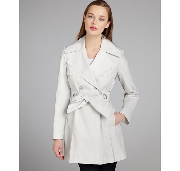 Via Spiga Double breasted Trench