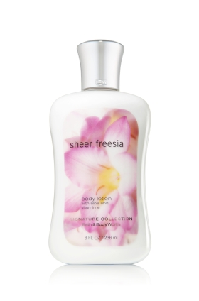 Sheer Freesia