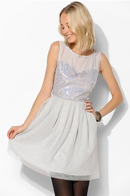 Jack By BB Dakota Isadora Sequin Dress